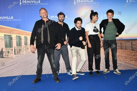 Editorial photo of 46th Deauville American Film Festival, Jury Photocall, France - 12 Sep 2020
