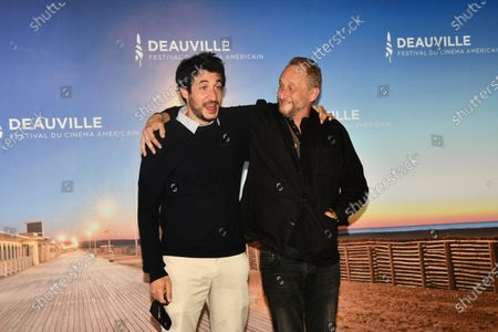 Editorial picture of 46th Deauville American Film Festival, Jury Photocall, France - 12 Sep 2020