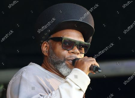 Stock Photo of Jazzie B (Trevor Beresford Romeo OBE) from Soul II Soul