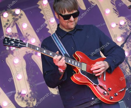 Editorial image of Pub in the Park's Drive In Garden Party, Knebworth, UK - 12 Sep 2020