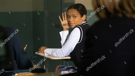 Taylor Russell as Maya Arnez