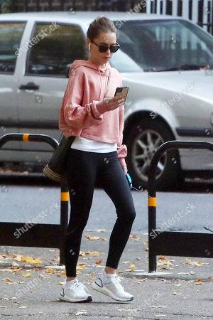 Stock Image of Exclusive - Emilia Clarke