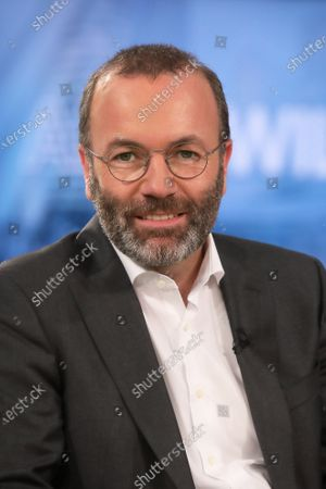 Editorial picture of 'Anne Will' talk show, Berlin, Germany - 13 Sep 2020