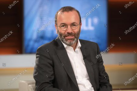 Editorial image of 'Anne Will' talk show, Berlin, Germany - 13 Sep 2020