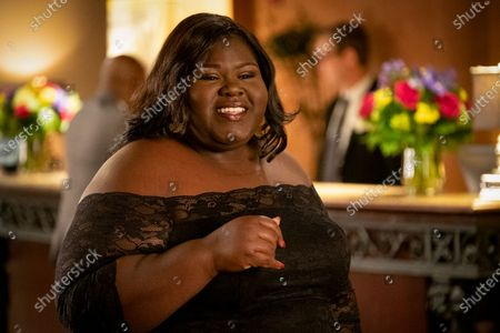 Gabourey Sidibe as Dawn