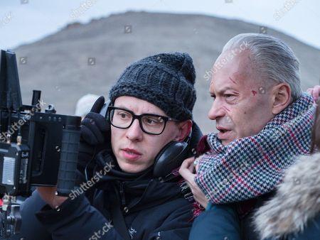 Egor Abramenko Director and Fedor Bondarchuk as Colonel Semiradov