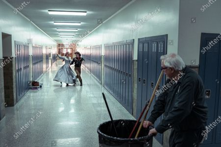 Guy Boyd as Janitor
