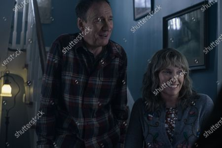 Stock Picture of David Thewlis as Father and Toni Collette as Mother