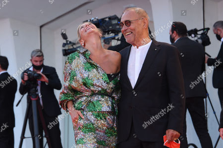 Editorial photo of Closing Ceremony, 77th Venice Film Festival, Italy - 12 Sep 2020