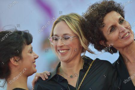 Noee Abita, Charlene Favier, Muriel Combeau