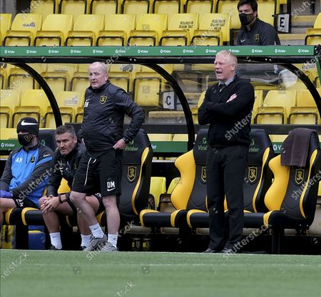 Editorial photo of Livingston v Ross County, Scottish Premiership, Football, Tony Macaroni Arena, Livingston, Scotland - 12 Sep 2020