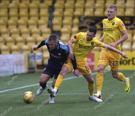 Editorial picture of Livingston v Ross County, Scottish Premiership, Football, Tony Macaroni Arena, Livingston, Scotland - 12 Sep 2020