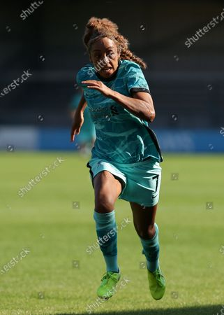 Editorial photo of London Bees v Liverpool Women, FA Women's Championship, Football, The Hive London, UK - 13 Sep 2020