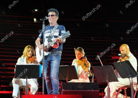 Edoardo Bennato and Quartetto Flegreo