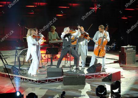 Editorial photo of Festival della Bellezza, Verona, Italy - 12 Sep 2020