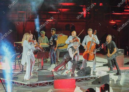 Editorial image of Festival della Bellezza, Verona, Italy - 12 Sep 2020