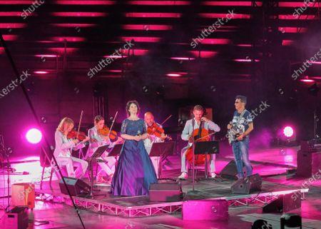Editorial picture of Festival della Bellezza, Verona, Italy - 12 Sep 2020