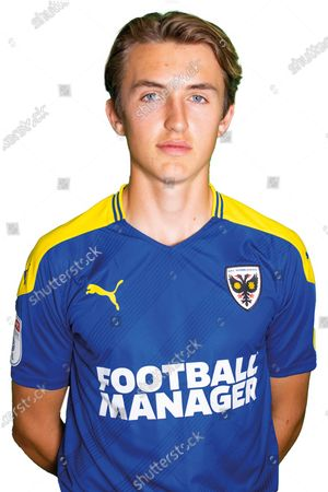 Editorial picture of AFC Wimbledon., 2020_21 Profile Pictures - 14 Sep 2020