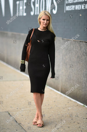 Editorial image of MONSE FW 2020 Shoppable Presentation, Spring Studios. New York Fashion Week, USA - 14 Sep 2020