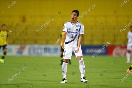 Editorial photo of Soccer : J1 2020 : Kashiwa Reysol 3-0 Gamba Osaka, Kashiwa, Japan - 09 Sep 2020