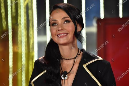 Editorial image of 'Big Brother VIP 5' TV show filming, Rome, Italy - 14 Sep 2020