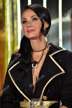 Editorial photo of 'Big Brother VIP 5' TV show filming, Rome, Italy - 14 Sep 2020