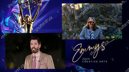 Editorial image of 2020 Creative Arts Emmys Reality and Non-Fiction, Los Angeles, United States - 29 Aug 2020