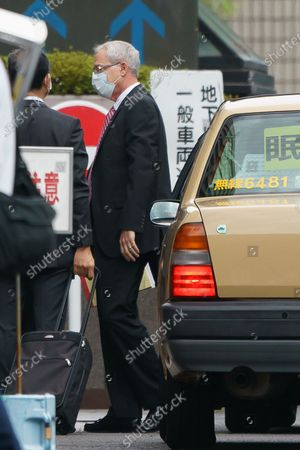 Editorial photo of Former Nissan executive Greg Kelly arrives for the first trial of his financial misconduct at Tokyo district court ,Tokyo, Japan - 15 Sep 2020