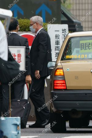 Editorial image of Former Nissan executive Greg Kelly arrives for the first trial of his financial misconduct at Tokyo district court ,Tokyo, Japan - 15 Sep 2020