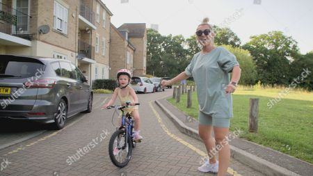 Editorial image of 'Sam & Billie Faiers: The Mummy Diaries' TV Show, Series 8, Episode 4, UK - 02 Oct 2020