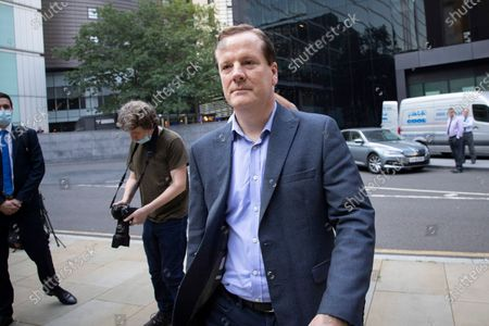 Editorial photo of Court appearance of former MP Charlie Elphicke for three counts of sexual assault opens, London, UK - 15 Sep 2020