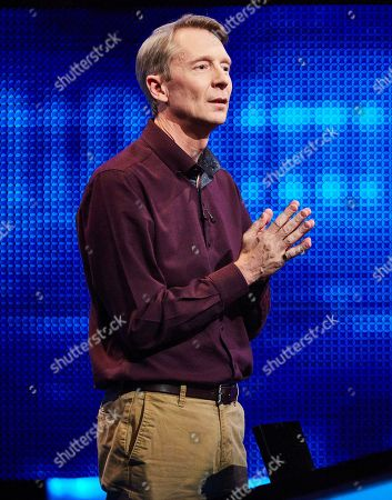 Editorial photo of 'The Chase Celebrity Special' TV Show, Series 11, Episode 3 UK  - 19 Sep 2020