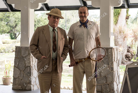 Christophe Guybet as Dupigny and Colm Meaney as Major Archer.