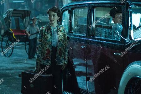 Elizabeth Tan as Vera Chang.