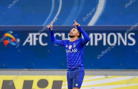 Editorial photo of Qatar Doha Football Afc Champions League - 14 Sep 2020