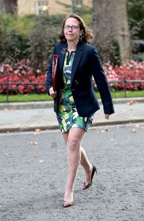 Leader of the House of Lords and Lord Privy Seal Natalie Evans