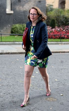 Stock Image of Leader of the House of Lords and Lord Privy Seal Natalie Evans