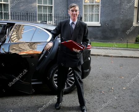 Leader of the House of Commons, Jacob Rees-Mogg