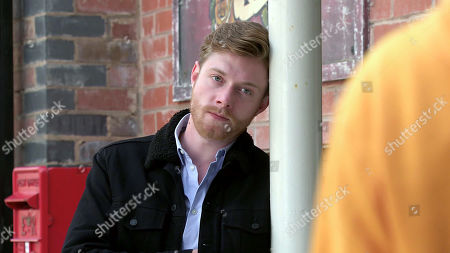 Coronation Street - Ep 10122 Monday 21st September 2020 - 2nd Ep Daniel Osbourne, as played by Rob Mallard, promises Kirk Sutherland he has no intention of replacing Sinead with a meaningless sex worker.