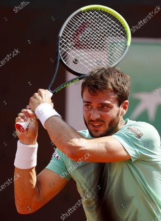 Editorial picture of Italian Open 2020, Rome, Italy - 15 Sep 2020