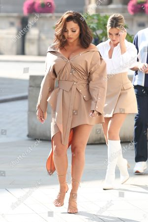Editorial image of Little Mix out and about, London, UK - 15 Sep 2020