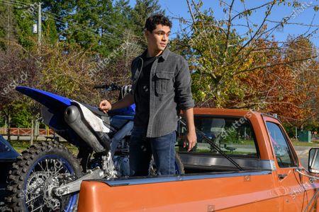 Adam Irigoyen as Isaac Rodriguez