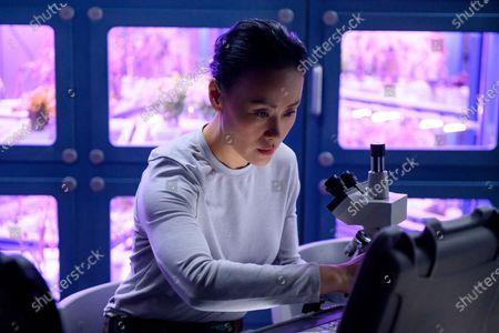 Stock Photo of Vivian Wu as Dr. Lu Wang