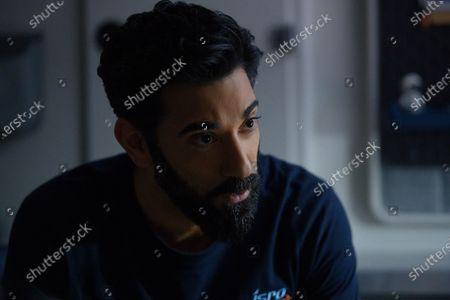 Ray Panthaki as Ram Arya