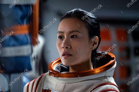 Vivian Wu as Dr. Lu Wang