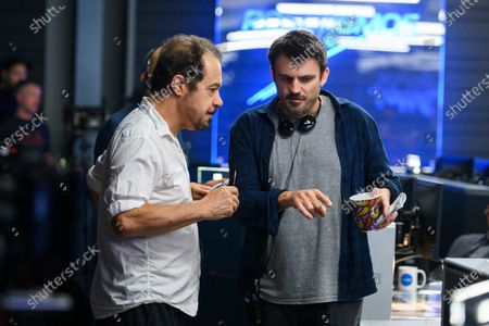 Edward Zwick Director and Andrew Hinderaker Writer