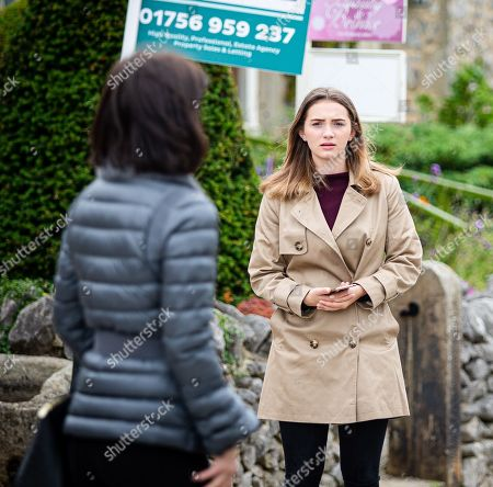Emmerdale - Ep 8842 Tuesday 22nd September 2020 With Gabby Thomas, as played by Rosie Bentham, so jealous and will Leyla Harding, as played by Rokhsaneh Ghawam-Shahidi, regret reaching out to her?