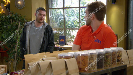 Emmerdale - Ep 8845 Thursday 24th September 2020 - 2nd Ep With another date rearranged with Ben, as played by Simon Lennon, Aaron Dingle, as played by Danny Miller, hopes this could be the start of something special.