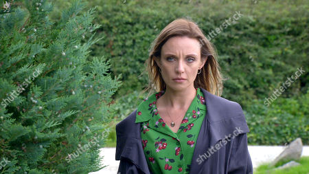 Emmerdale - Ep 8842 Tuesday 22nd September 2020 Jamie Tate brags about winning Andrea Tate, as played by Anna Nightingale, round and how she fell for his lies unaware Andrea has overheard everything.