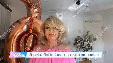Stock Image of Sherrie Hewson